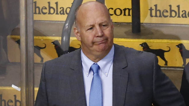 Claude Julien has some tough roster decisions to make in the coming days. Mandatory Credit: Mark L. Baer-USA TODAY Sports