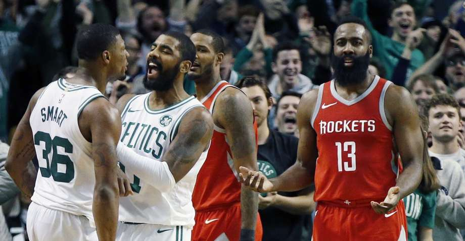 5bdc07a879a6 WATCH  Full Highlights From The Celtics  Miracle Comeback Against The  Rockets