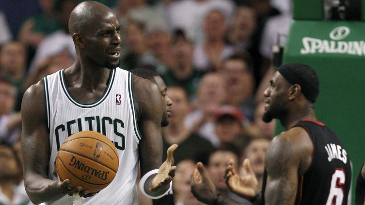 Kevin Garnett Is 100 Correct About The Nba Rigging The 2012 Eastern Conference Finals Boston S Big Four